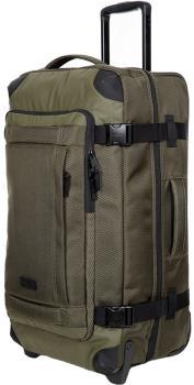 Eastpak Adult Unisex Tranverz Cnnct L Wheeled Bag/Suitcase, 121l Khaki