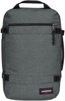 Eastpak Golberpack Backpack/Carry-on Travel Bag, 42L Black Denim