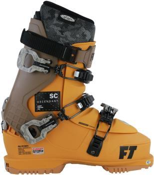 Full Tilt Ascendant SC Grip Walk Ski Boots, 25/25.5 Brown 2022