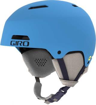 Giro Ledge MIPS Snowboard/Ski Helmet S Matte Shock Blue
