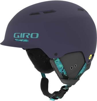 Giro Trig MIPS Women's Ski/Snowboard Helmet, S Matte Midnight Rockpool