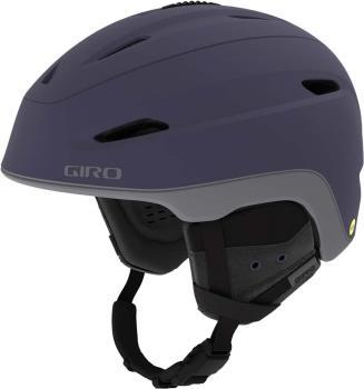 Giro Zone MIPS Ski/Snowboard Helmet, M Matte Midnight/ Charcoal