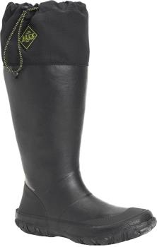 Muck Boot Forager Unisex Tall Wellies, UK 9 Black