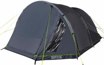 Regatta Kolima V2 6 Inflatable Family Camping Tent, 6 Man Grey