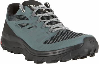 Salomon Outline Gore-Tex Women's Hiking Shoes, Uk 5 Blue/Black