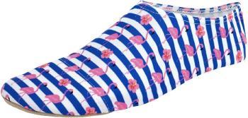 Slipfree Adult Non Slip Water Shoes, UK 3-4 Stripe