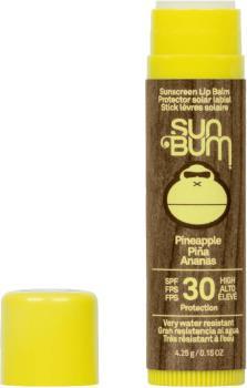 Sun Bum Original Spf 30 Pineapple Flavoured Sunscreen Lip Balm, Os
