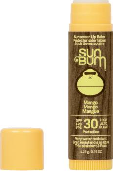 Sun Bum Original Spf 30 Mango Sunscreen Lip Balm, Os