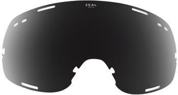 Zeal Fargo Snowboard/Ski Goggle Spare Lens One Size Dark Grey