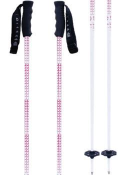 Black Crows Firmo Pair Of Ski Poles, 125cm Pink