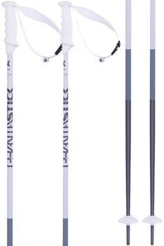 Volkl Phantastick 2, Pair Of Ski Poles, 110cm White 18mm