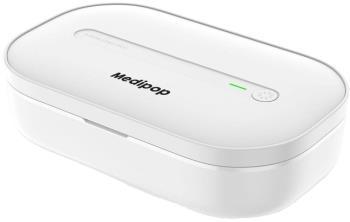 Medipop Magic Box Protective UV LED Portable Steriliser, White