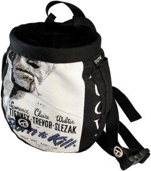 Charko Pera Rock Climbing Chalk Bag, Regular Bogart