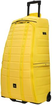 Douchebags The Big Bastard Wheeled Luggage Bag, 90L Brightside Yellow