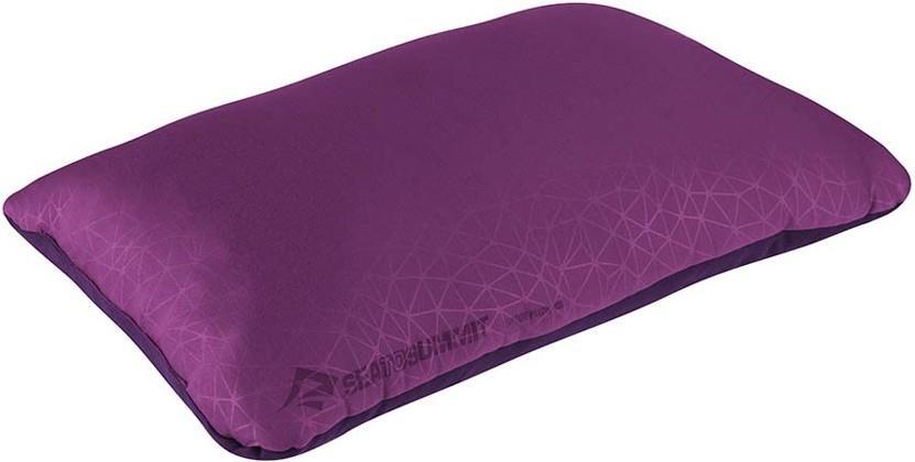 Sea to Summit Foam Core Pillow Camping Pillow, Regular Magenta