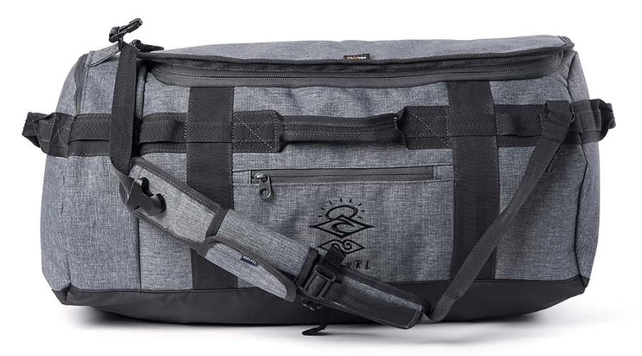 Ripcurl F-Light Search Cordura Travel Duffel Bag, 45L Grey