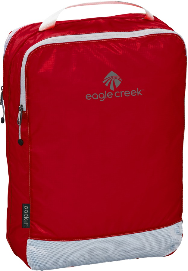 Eagle Creek Pack-It Specter Clean Dirty Cube Travel Organiser, Volcano
