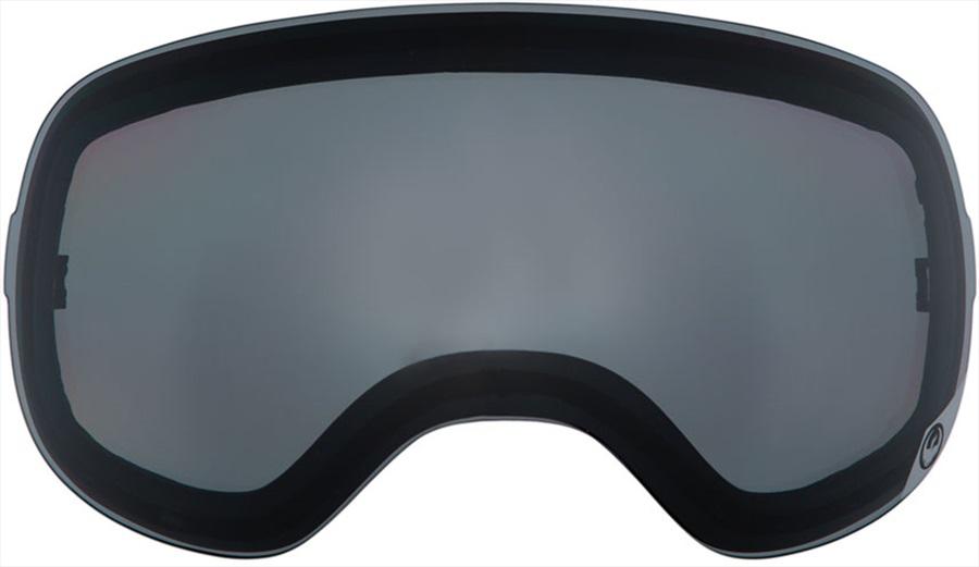Dragon D3 Snowboard/Ski Goggles Spare Lens, One Size, Smoke