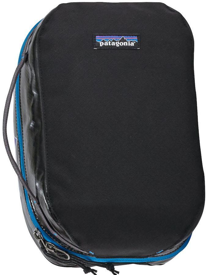 Patagonia Medium Black Hole Cube Duffel Travel Bag 6L Black/Fitzroy
