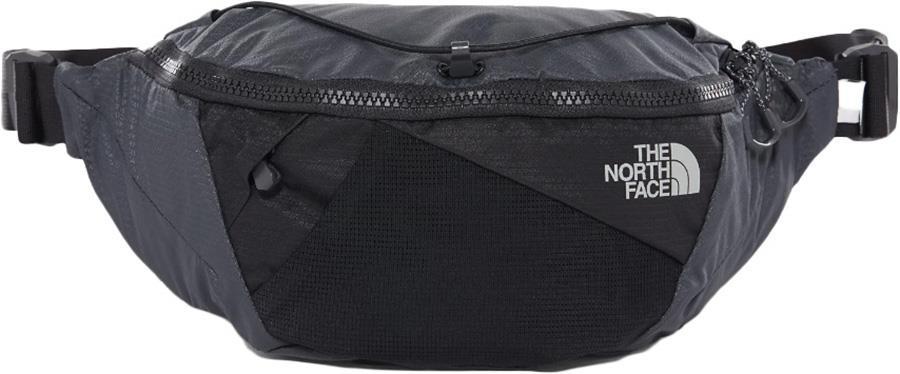 The North Face Lumbnical 4L Waist Pack/Bum Bag, S Asphalt Grey/Black