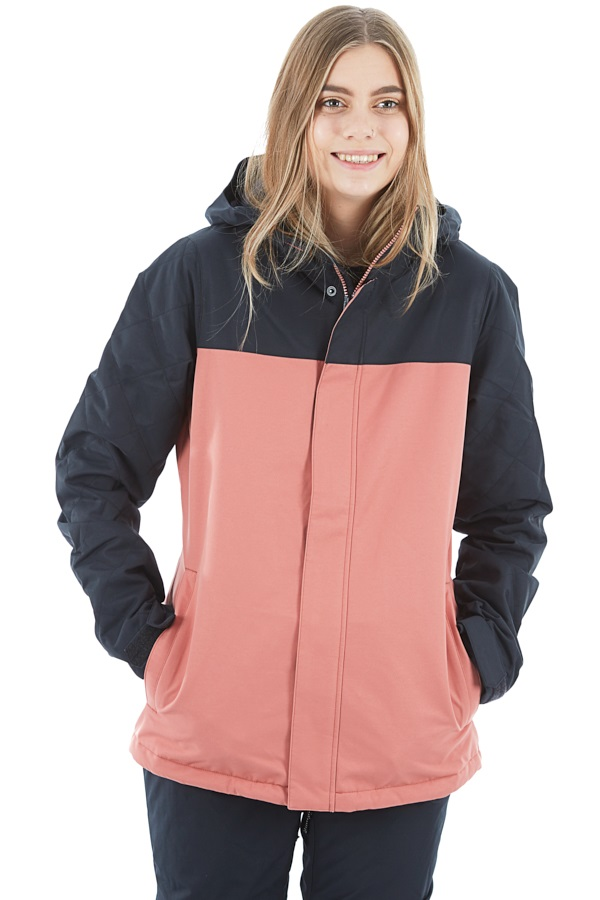 Volcom Bolt Insulated Women's Ski & Snowboard Jacket S Mauve