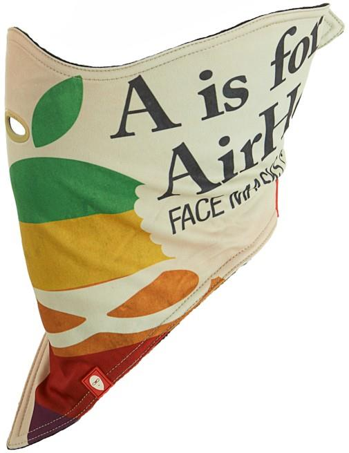 Airhole Standard Snowboard/Ski Face Mask, M/L A is for Airhole