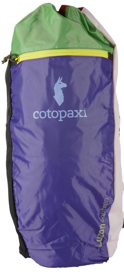 Cotopaxi Luzon 18L Backpack, 18L Del Dia 80