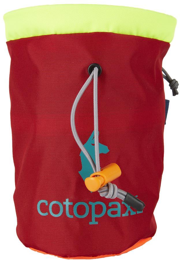 Cotopaxi Halcon Rock Climbing Chalk Bag, O/S Del Dia 28