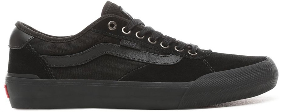 Vans Chima Pro 2 Suede Skate Shoes, UK
