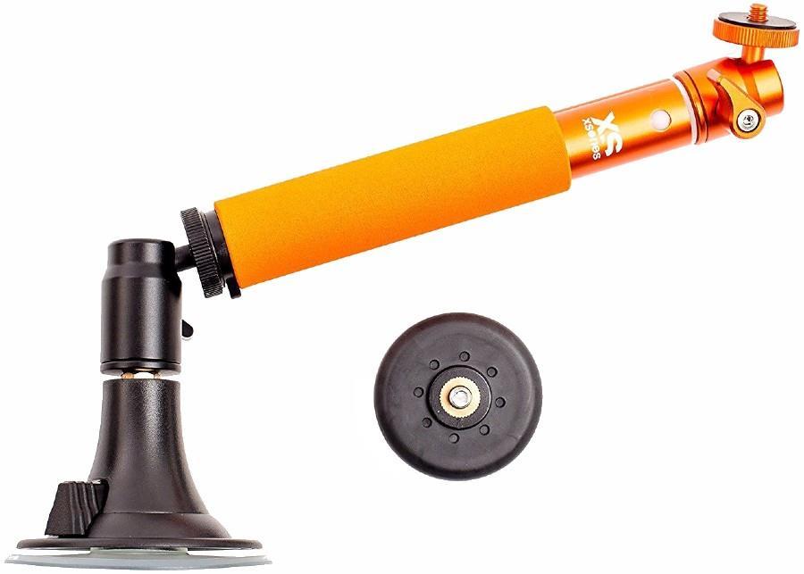 XSories Fix, Tilt & Shoot Camera Bundle Orange
