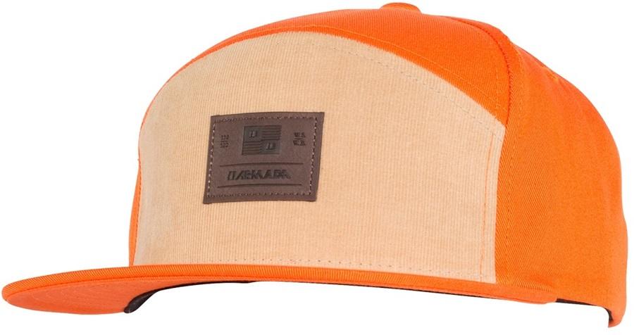 Armada Huntsman 5 Panel Hat One Size October Orange