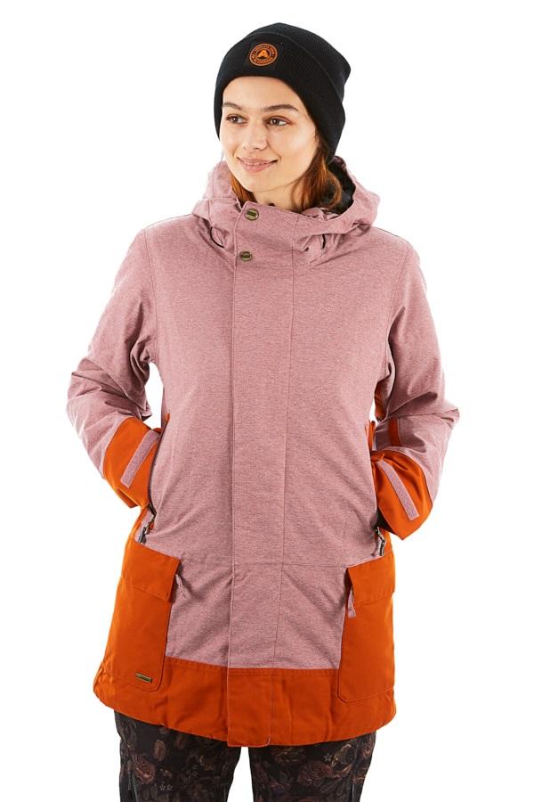 Bonfire Jade Women's Ski/Snowboard Jacket XS Plum