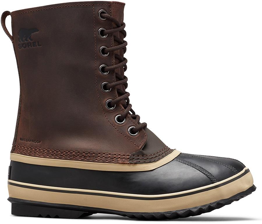 Sorel Adult Unisex 1964 Ltr Men's Winter Snow Boots, Uk 8.5 Tobacco