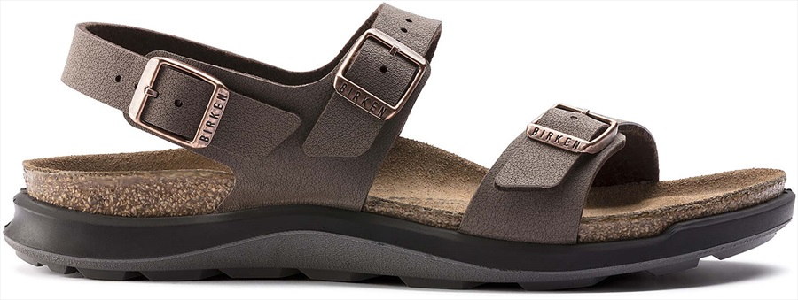 Birkenstock Sonora CT Birko-Flor Nubuck Women's Sandal, UK 4/4.5 Mocha