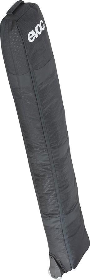 Evoc Ski Roller Collapsible Wheelie Ski Bag, XL -195cm Black
