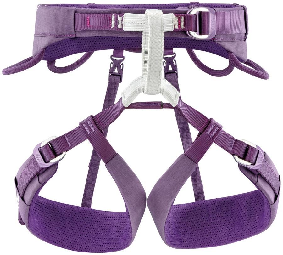 Petzl Luna Women's Climbing Harness, M Violet