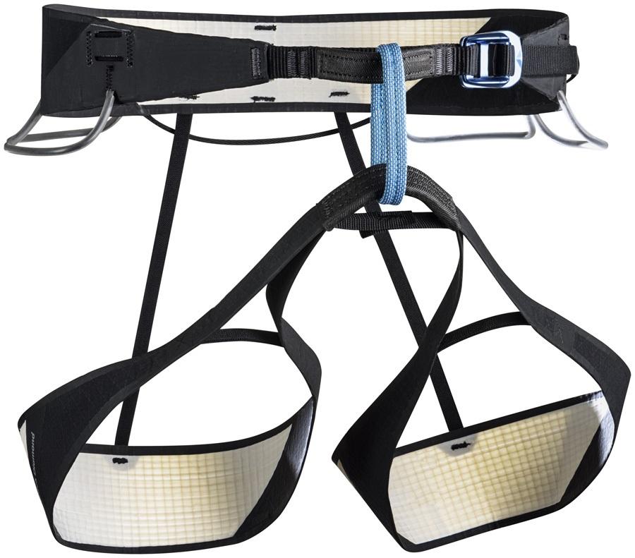 Black Diamond Vision Rock Climbing Harness - XL, White