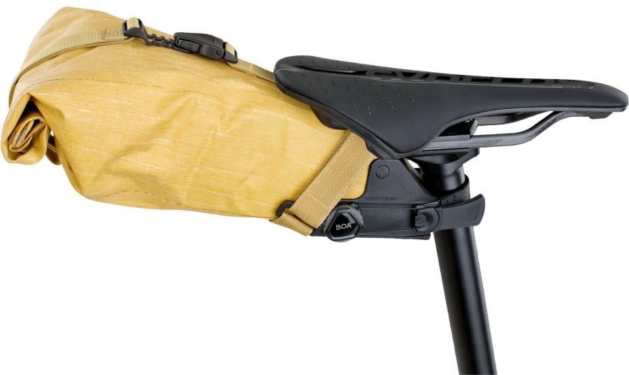 Evoc Seat Boa® Bike Pack/Saddle Bag, 3L Loam