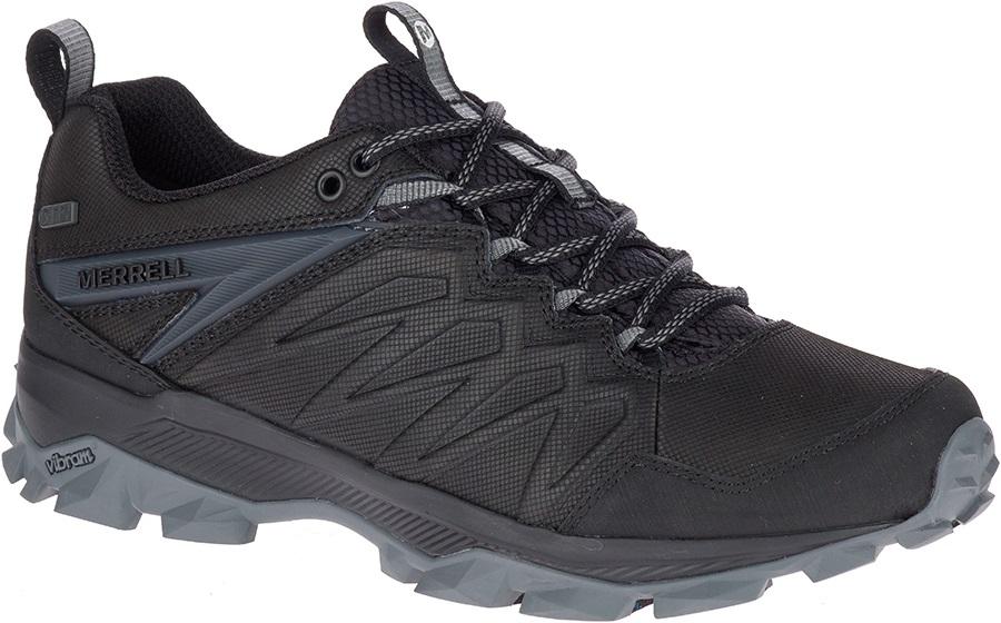 Merrell Thermo Freeze WTPF Walking Shoes, UK 7 Black/Black