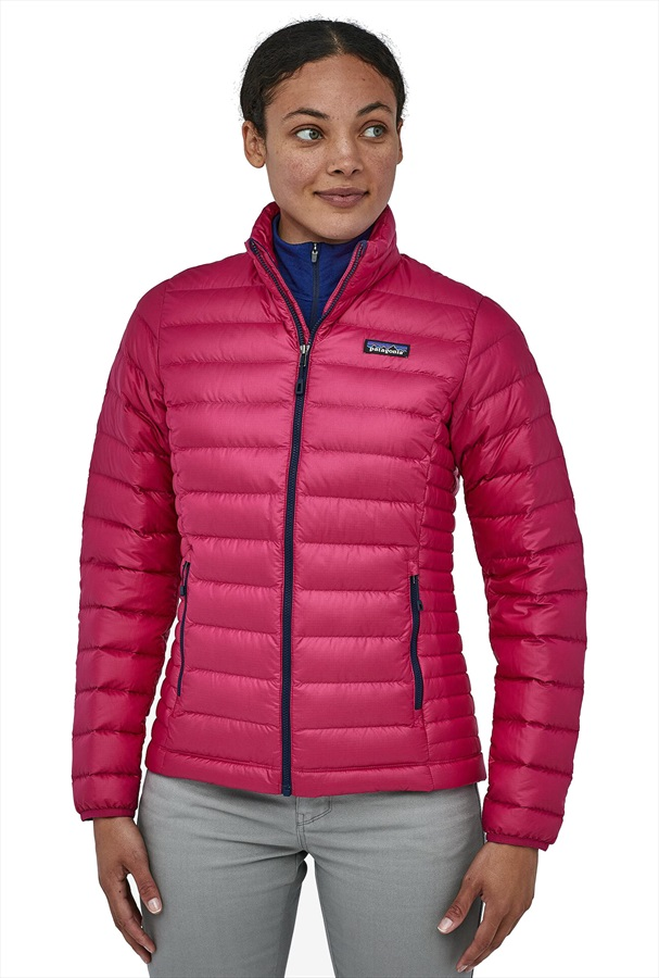 Patagonia Womens Down Sweater Women's Insulated Jacket, L Craft Pink