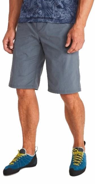 Marmot Adult Unisex Rubidoux Hiking Shorts, Uk 32 Steel Onyx