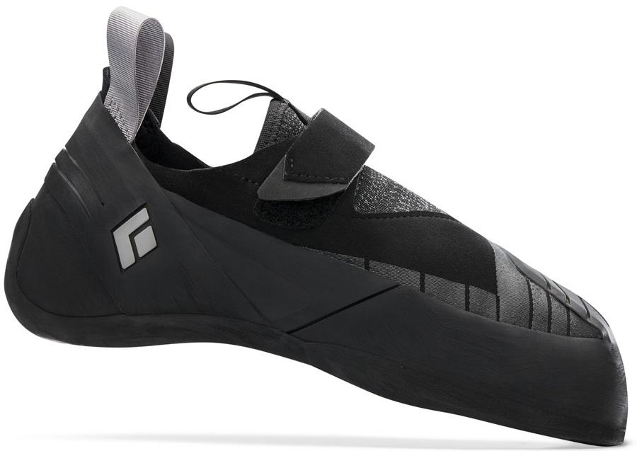 Black Diamond Shadow Rock Climbing Shoes, UK 12 | EU 47 Black