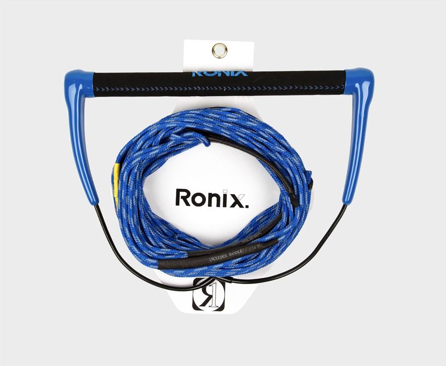 Ronix Combo 3.0 Wakeboard Handle Line Combo, 75' Blue