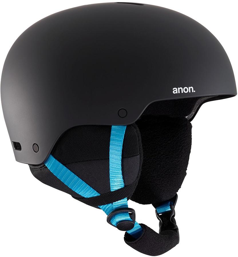 Anon Raider 3 Ski/Snowboard Helmet, S Black Pop