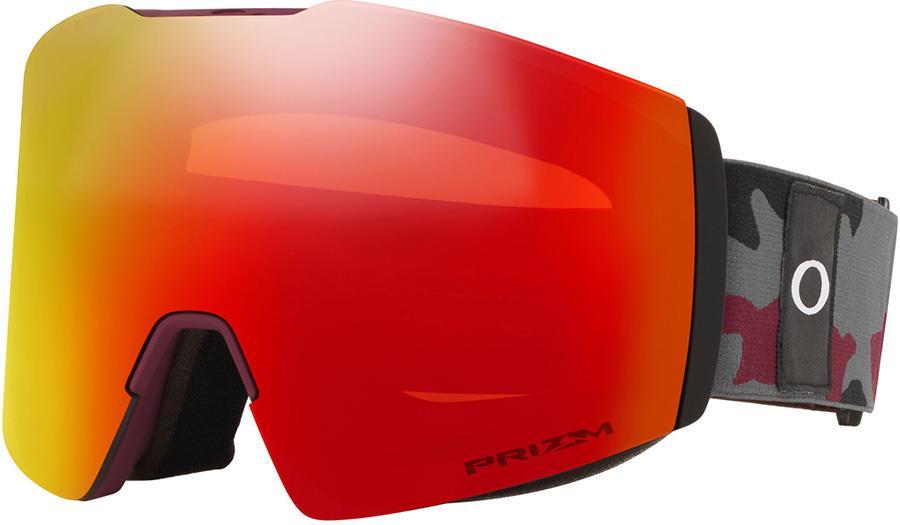 Oakley Fall Line XL Prizm Torch Snowboard/Ski Goggles, L Camo