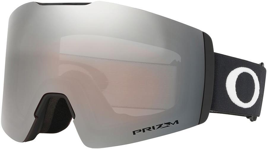 Oakley Fall Line M Prizm Black Snowboard/Ski Goggles, M Black