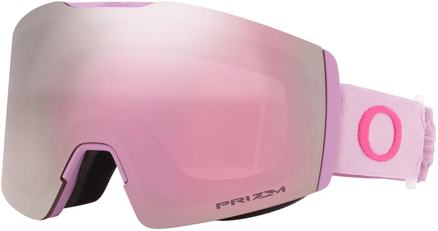 Oakley Fall Line XM Prizm Hi Pink Snowboard/Ski Goggles, M Icon