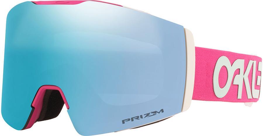 Oakley Fall Line XM Prizm Sapph Snowboard/Ski Goggles M Pilot Rubine
