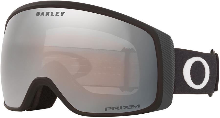 Oakley Flight Tracker M Prizm Black Snowboard/Ski Goggles, M Black