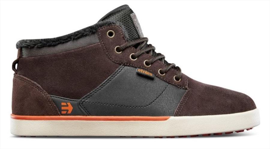 Etnies Jefferson MTW Winter Boots, UK 8.5 Brown/Black/Tan